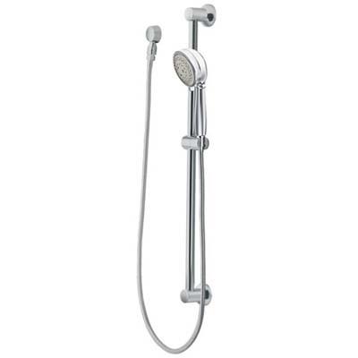 budget showerheads for vintage bathroom