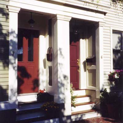 row house revival after