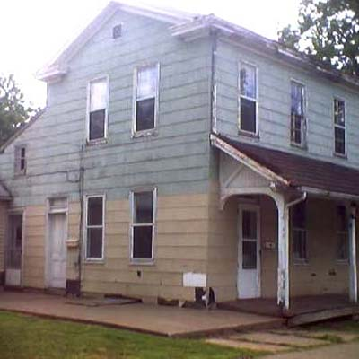 unloved house is lovable again before
