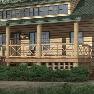 extend and cover porch
