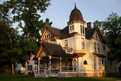 19th century house remodeled