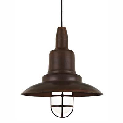 reproduction pendant lamp