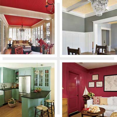 Refresh your rooms with color refresh your rooms with for House room color combination