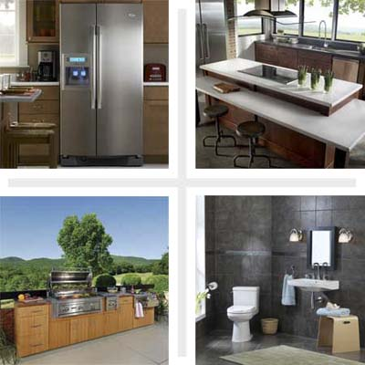 go green in your kitchen and bath