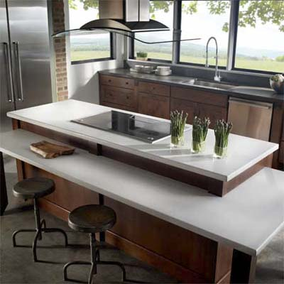 durable recycled countertops