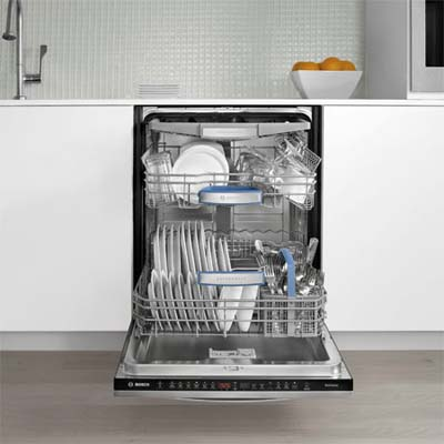water-saving dishwasher from bosch