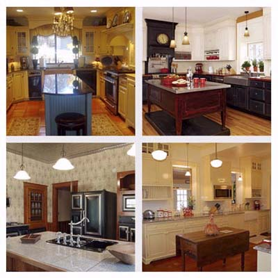 4 different reader kitchen remodels
