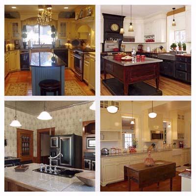 4 different reader kitchen remodels
