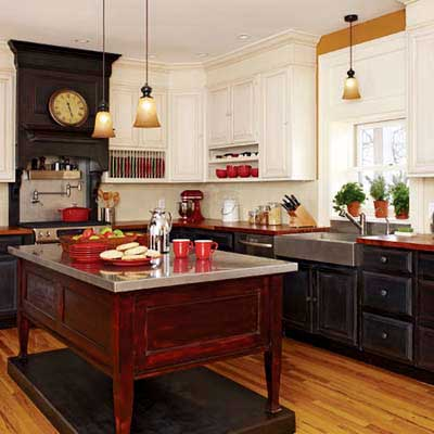 a reader remodeled kitchen after in Kalamazoo, MI