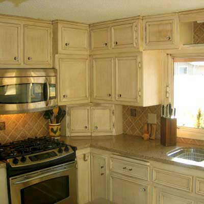 a reader remodeled kitchen after in Minneapolis, Minn.