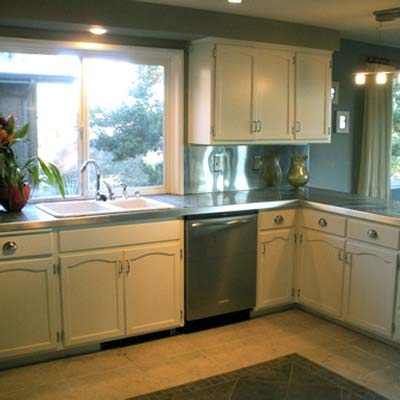 a reader remodeled kitchen after in Eugene, Oreg.