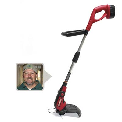 sears craftsman cordless string trimmer