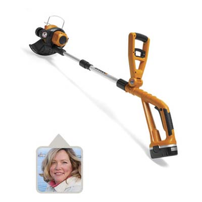 worx cordless string trimmer