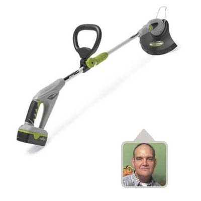 american lawn mower cordless string trimmer