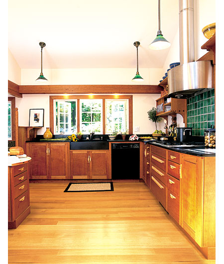 Zen And The Art Of Kitchen Cabinets