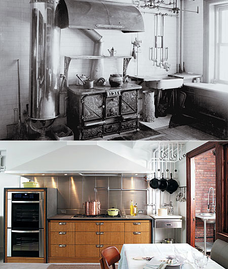 Kips Bay showhouse kitchen