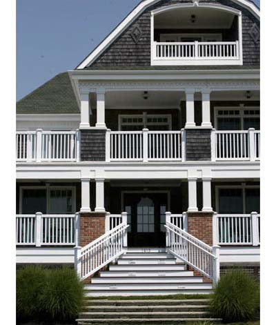 Shingle Style Victorian Era Porches This Old House