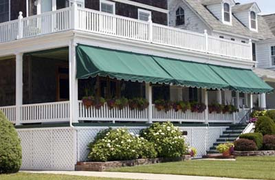 front porch awnings