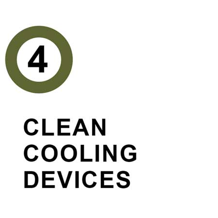 Clean Cooling Devices