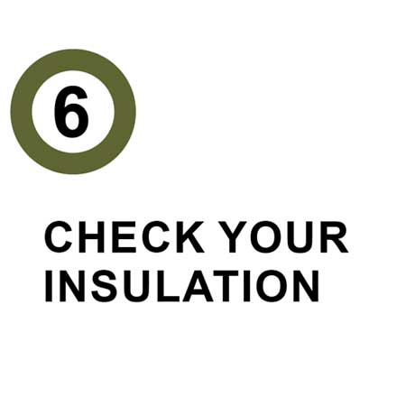 Check Your Insulation