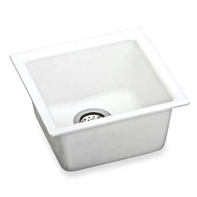 15-inch granite undermount sink is a great value
