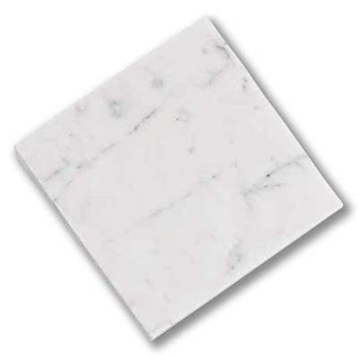 gray-veined carrara marble countertop