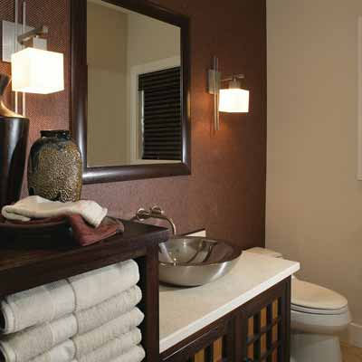 Designhouse on Inspired Design   13 Big Ideas For Small Bathrooms   This Old House