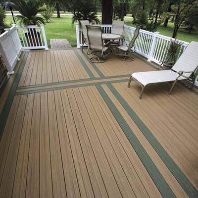 Composite deck composite deck pictures for Composite flooring for decks