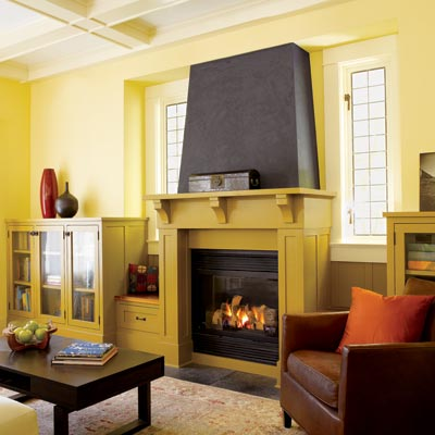 Efficient Heat | All About Gas Fireplaces | This Old House