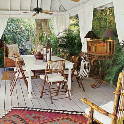 Get This Look | Create an Out of Africa-Style Porch | This Old House