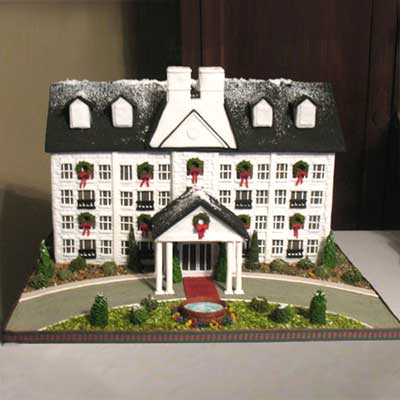 GR chapel 2010 gingerbread house contest finalist
