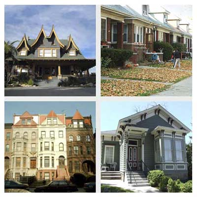 four neighborhoods voted best for city living of 2010
