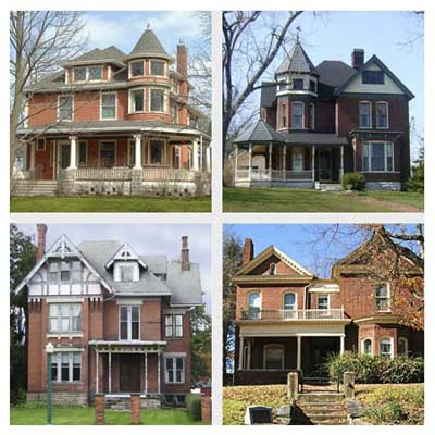 four neighborhoods voted best for victorian of 2010