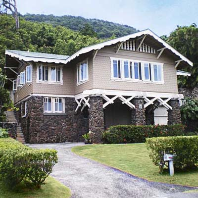 Manoa honolulu hawaii best old house neighborhoods for Hawaii home builders