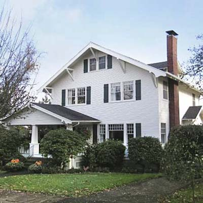 example of a best old house in the neighborhood of the mcloughlin neighborhood oregon city oregon