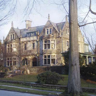example of a best old house in the neighborhood of mount airy philadelphia pennsylvania