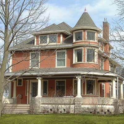 example of a best old house in the neighborhood of beloit wisconsin