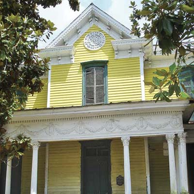 an Italianate in Goldsboro, NC that has been saved