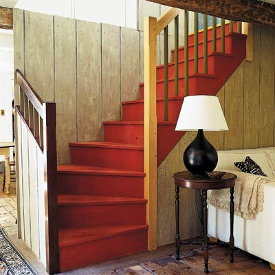 kite winder stair case