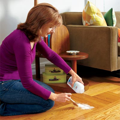 silence squeaky wood floors for d i y savings