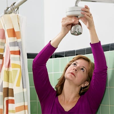 install a shower timer for d i y savings
