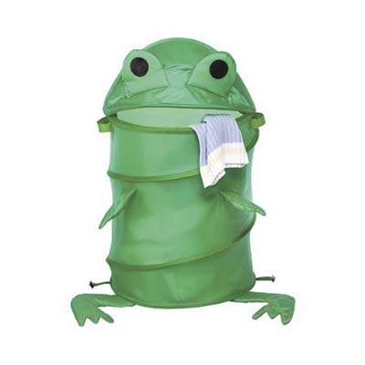 kids' frog hamper