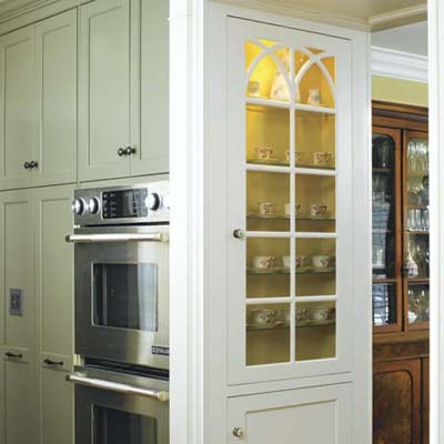 custom display cabinets same size kitchen fresh look and function