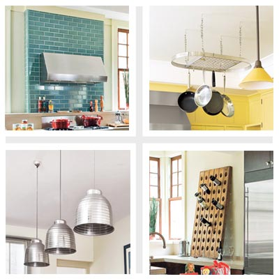 Look Good, Spend Less | 26 Low-Cost, High-Style Kitchen Upgrades ...