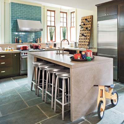 Add Commercial Appeal | 26 Low-Cost, High-Style Kitchen Upgrades