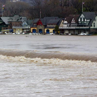 philadelphia flooded