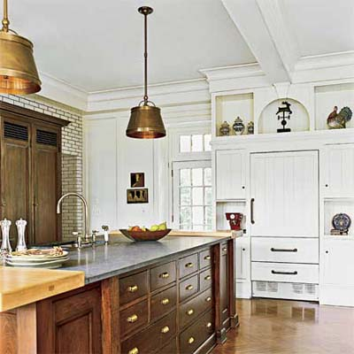 Hanging Rules: Kitchen Island | All About Pendant Lights | This ...