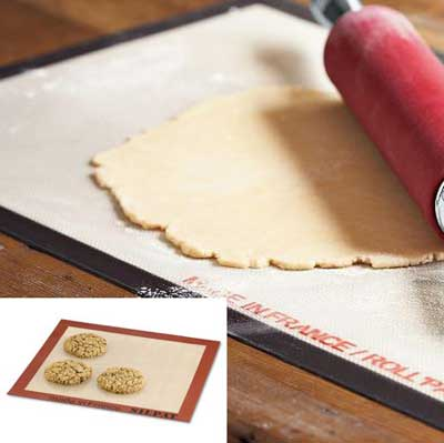 protective plastic cookbook holder
