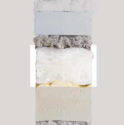 Fiberglass Batts insulation