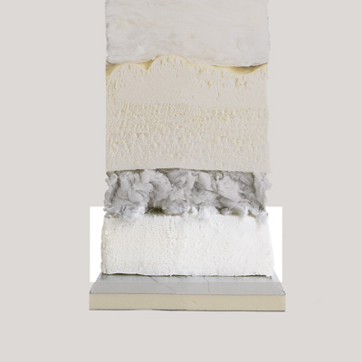 Low-Density Polyurethane Spray Foam insulation